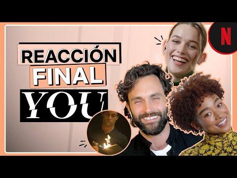 Penn Badgley, Victoria Pedretti y más reaccionan al final de You temporada 3