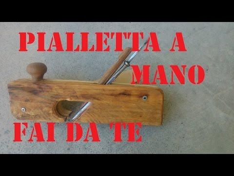 Pialletta sponderuola fai da te da scarti di legno by for Youtube fai da te legno