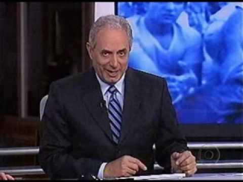 Brazilian TV News - Globo TV - Jornal da Globo (Opening)