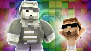 Minecraft - WHO'S YOUR DADDY? - BABY HAUNTED BY GHOSTS! (Ghost Busters)