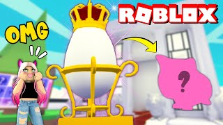 Wengie Tries To Hatch Legendary Pets In Roblox Adopt Me!