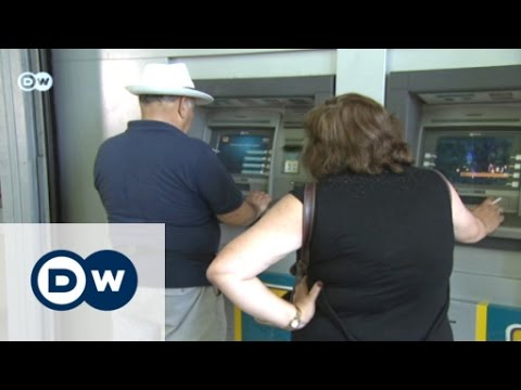 Greeks withdrawing funds from banks | Business Brief