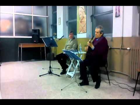 Antonio Mastino  La danza di Zorba con prologo dei ragazzi del Pireo