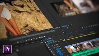 Основные инструменты монтажа Premiere Pro CC 2015