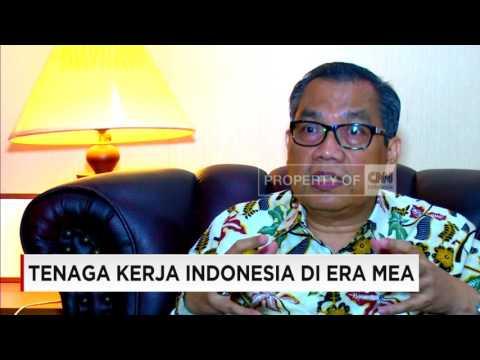 Tenaga Kerja Indonesia Di Era MEA