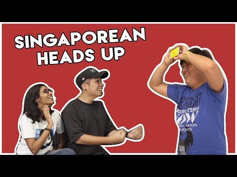 TSL Plays: HEADS UP SG VERSION! (GUESS THE WORD SG)
