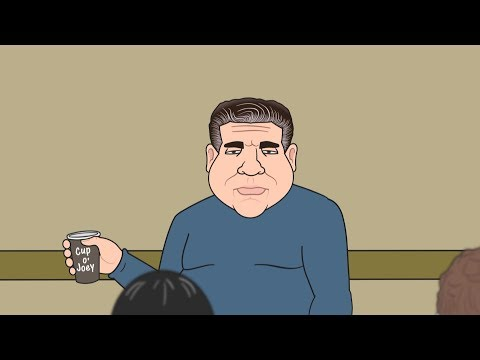 The Man Cave - Joey Diaz Coffee Talk Moment - JRE Toons NSFW