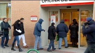 İspanya'da resesyon derinleşiyor
