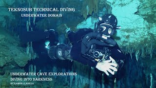 Cave Diving Sanctuary in Bahamas The Fangorn Forest