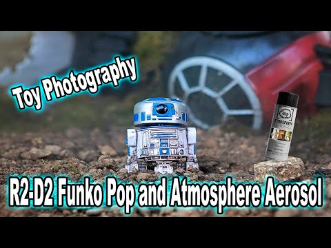 Toy Photography | R2 D2 Funko Pop and Atmosphere Aerosol from YouTube · Duration:  15 minutes 17 seconds