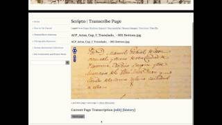 How to Use the Transcription Tool on Deciphering Secrets