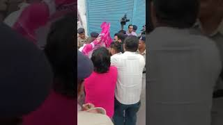 Jogi caste Mahasangram: Janata Congress burnt effigy of CM Bhupesh, watch video