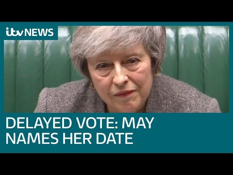Labour tables motion of no confidence in Theresa May | ITV News