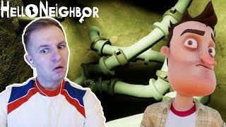 - КВАДРАТНЫЙ ДОМ В ПРИВЕТ СОСЕД И ТРУБНЫЙ ПОДВАЛ Hello Neighbor mod AreYouOkNeighbor