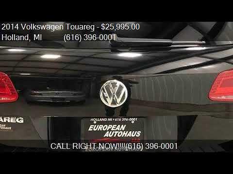 2014 Volkswagen Touareg TDI Executive AWD 4dr SUV for sale i