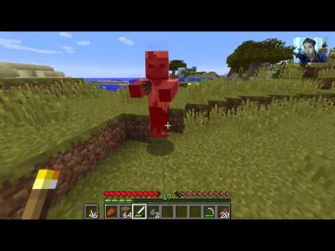 Minecraft : ขุดทองอีกแล้ว ตอน 8