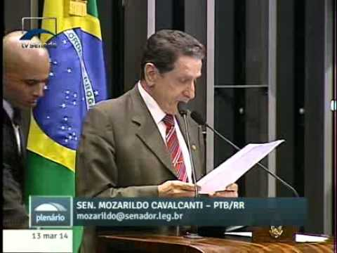 Mozarildo diz que comissão verificará situação de brasileiros na Venezuela