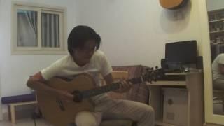 Jingle Bells - fingerstyle guitar solo