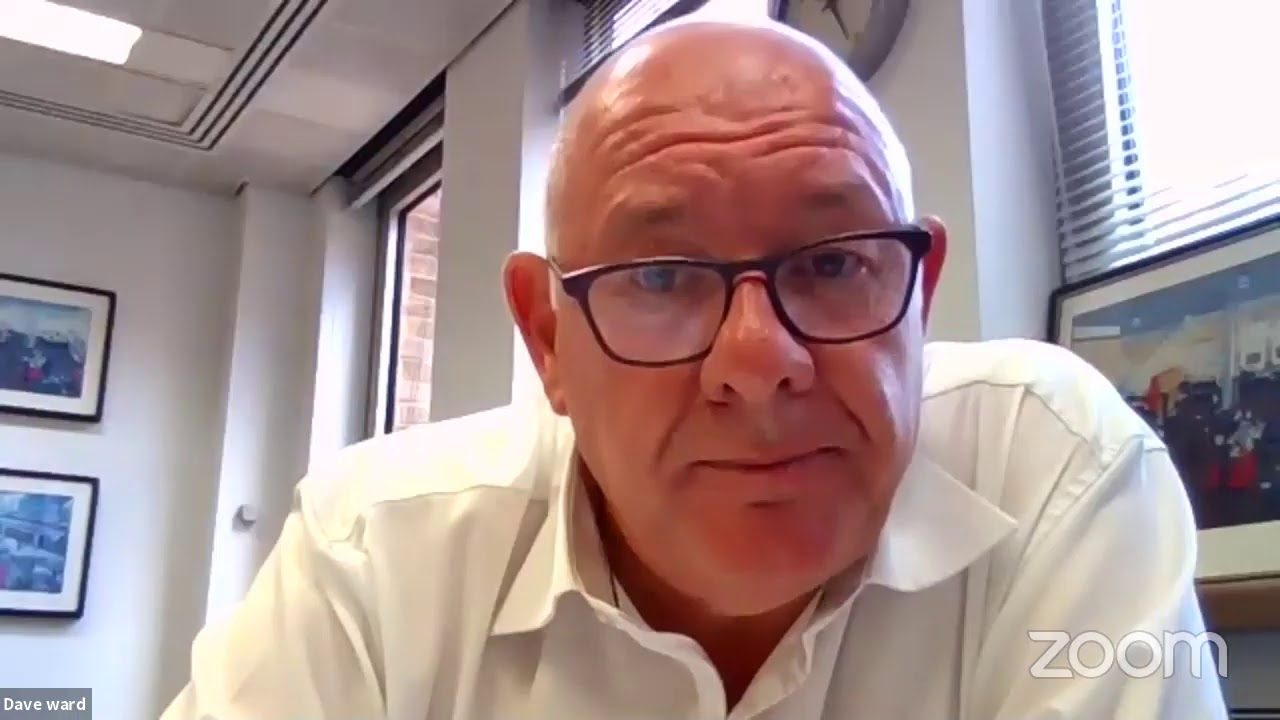 Video: General Secretary, Dave Ward's opening speech this morning at our online Engagement Festival