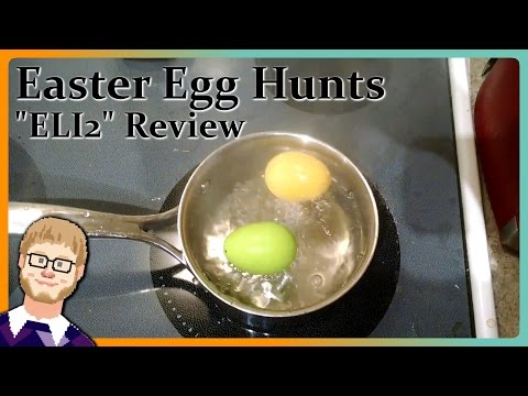 Easter Egg Hunts, Using Only The 1,000 Most Common Words ► ELI2 Review