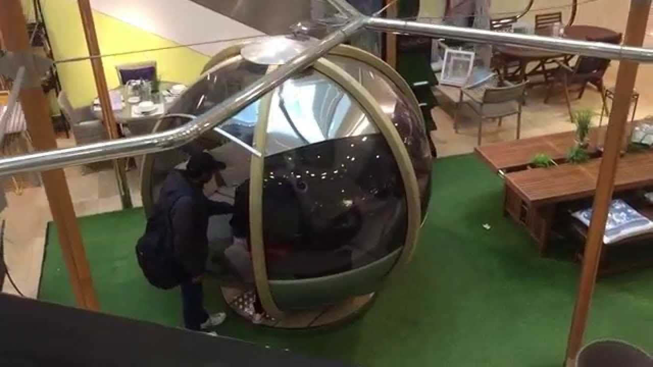 Farmer S Cottage Rotating Sphere Lounger Somebody Get Me This