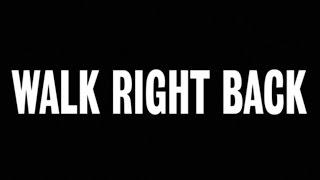 Jamie Lidell - Walk Right Back (Lyric Video)