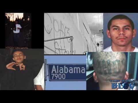 Canoga Park Alabama Street 13 Gang History (San Fernando Valley)