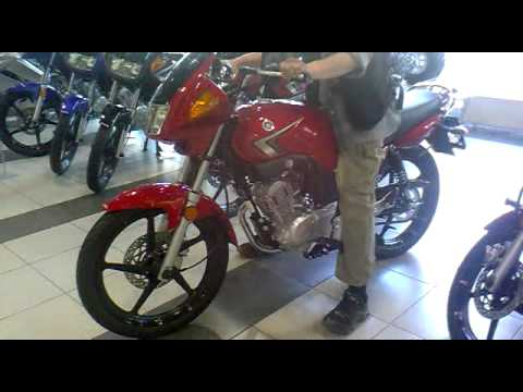Путешествие на мото Yamaha ybr 125. Анапа Мск 2013 - YouTube