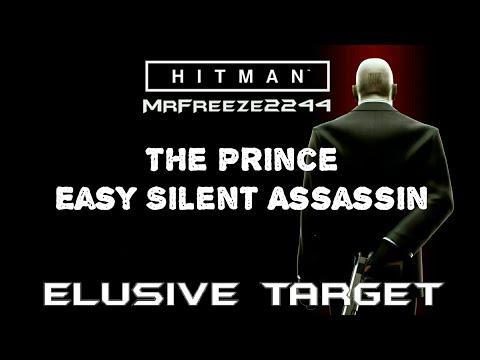 HITMAN | Elusive Target #3 | The Prince | Easy Silent Assassin | Sapienza