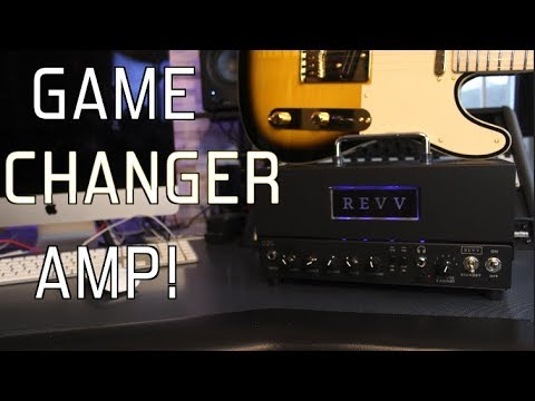 The Game Changer Amp Revv D20