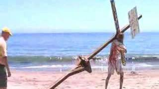 Beach Crucifixion part 2