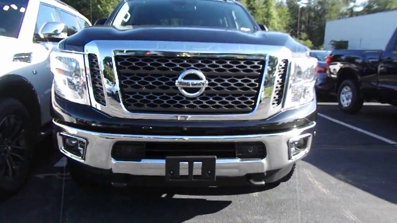 Brilliant 2017 Nissan Titan XD SV 4X4 Walkaround  YouTube