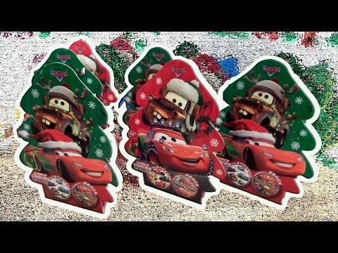 Cars Disney Pixar Lightning McQueen Kinder Surprise