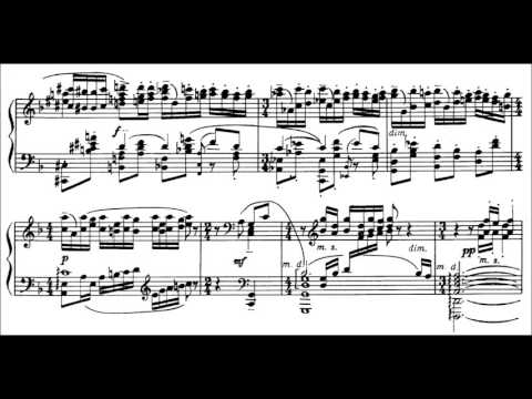 Rachmaninoff: 8 Etudes-Tableaux Op.33 (Lugansky, Ashkenazy, Sofronitsky)