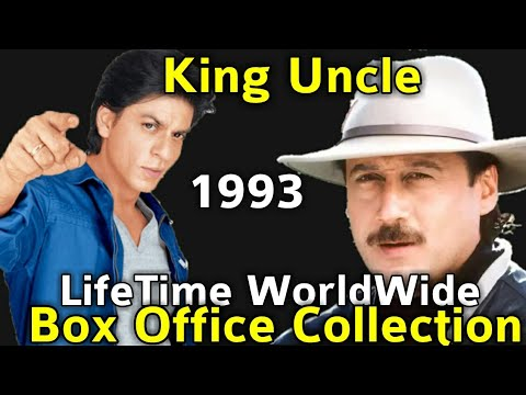King uncle 1993 bollywood movie lifetime worldwide box - Bollywood movie box office collection ...
