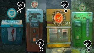 """NUKETOWN"" PERK ORDER CHALLENGE (Call of Duty Black Ops 2 Zombies)"