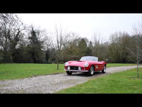 FEATURED: 1958 Ferrari 250 GT PF Coupe