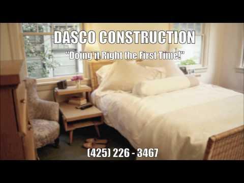 Dasco - Basement Bathroom Remodeling Dry Rot Handyman Home Repair Bellevue Washington