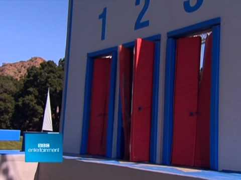 Totalna rozgrywka USA na BBC Entertainment