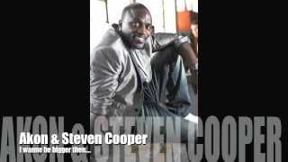 Akon & Steven Cooper I WANNE BE BIGGER THEN.... New Song 2012