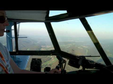 Antonov AN-2 Flight At Flugtage Dittingen 2011
