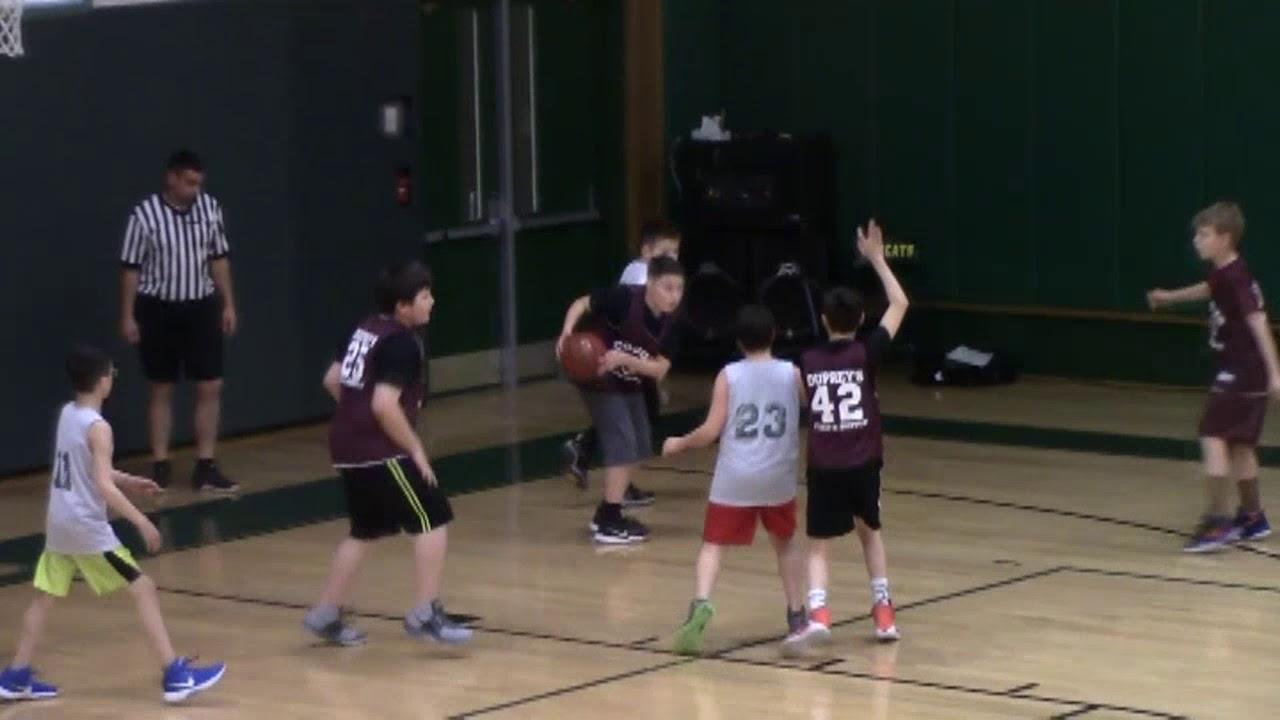Bobcats - Cougars 5&6 Boys  1-27-18