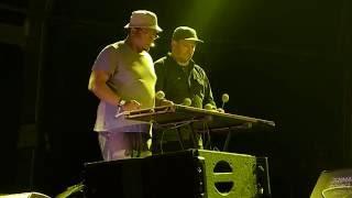 Tortoise, full set 5of5 live Barcelona 03-06-2016, Primavera Sound