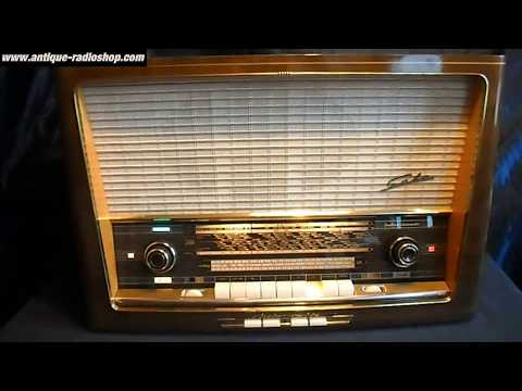SABA FREIBURG 9 AUTOMATIC - FOR SALE - Röhrenradio