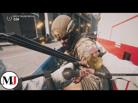 Only In Casual: Part #4 - Rainbow Six Siege