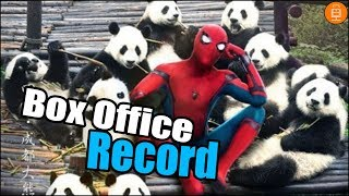 Spider-man homecoming to break spider-man record