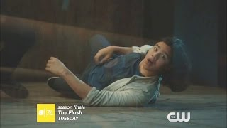 The Flash Season 1 Episode 23 Extended  Promo  Fast Enough Season Finale   HD