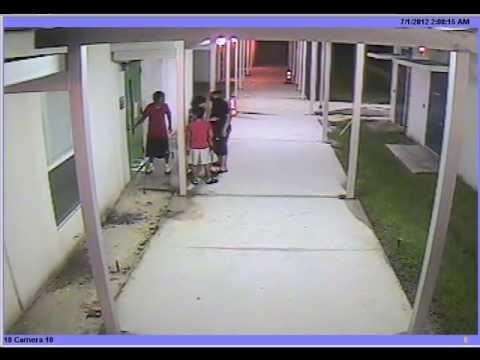 Mischievous Teens Burglarize Oakland Park School Youtube