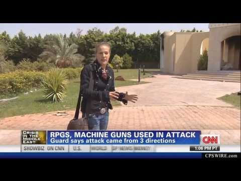 Download Youtube: A Look Inside The Burned Out U.S. Consulate In Benghazi Libya
