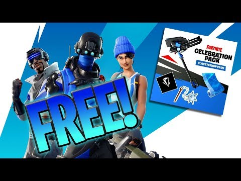 How To Get A Free Pickaxe And Animated Wrap In Fortnite! (Celebration Pack Review & Gameplay)